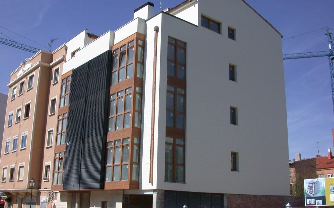 8 viviendas en calle Benedictinas