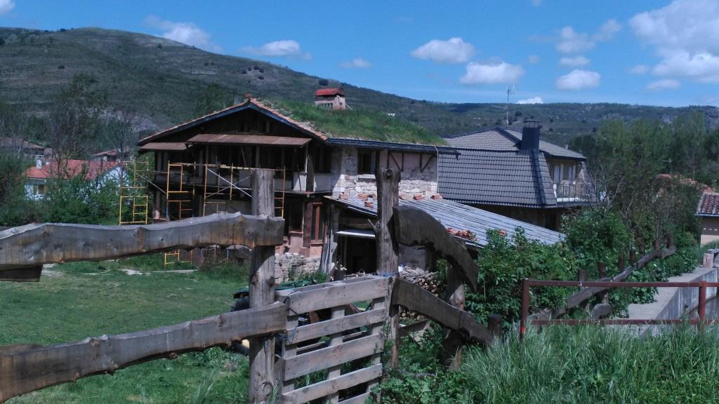 Vivienda rural auto-construcción